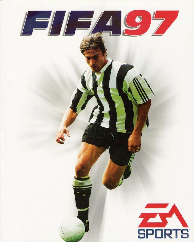 Copertina di FIFA 21