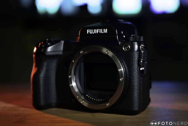 Fujifilm GFX 50S recensione