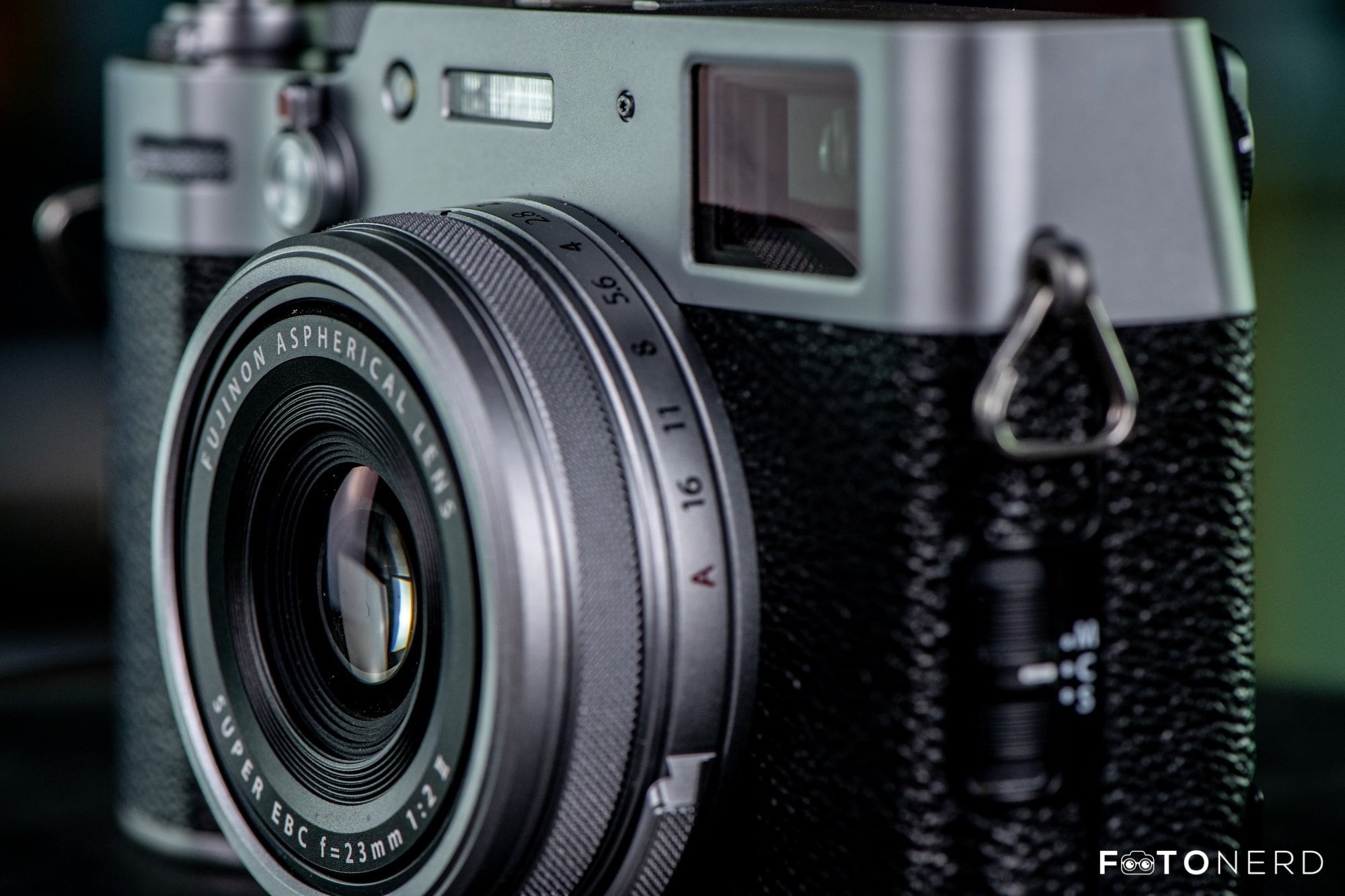 Fujifilm X100V recensione