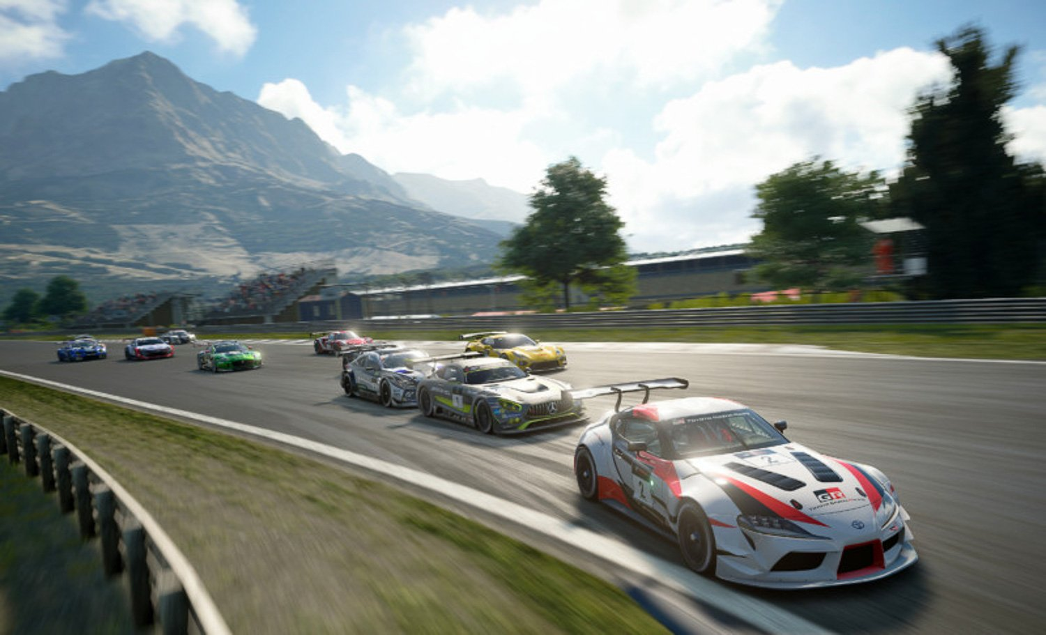 Getty Images Gran Turismo