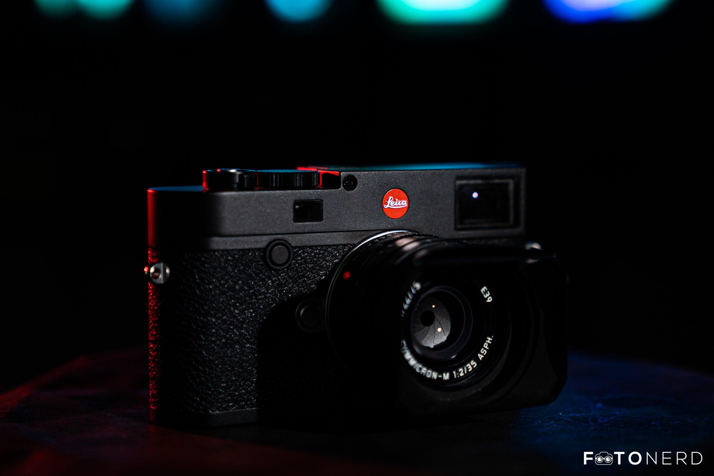 Leica M10R Recensione