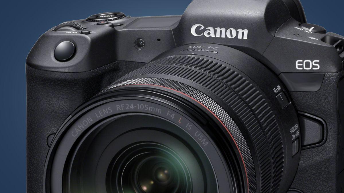 manuale canon eos r6