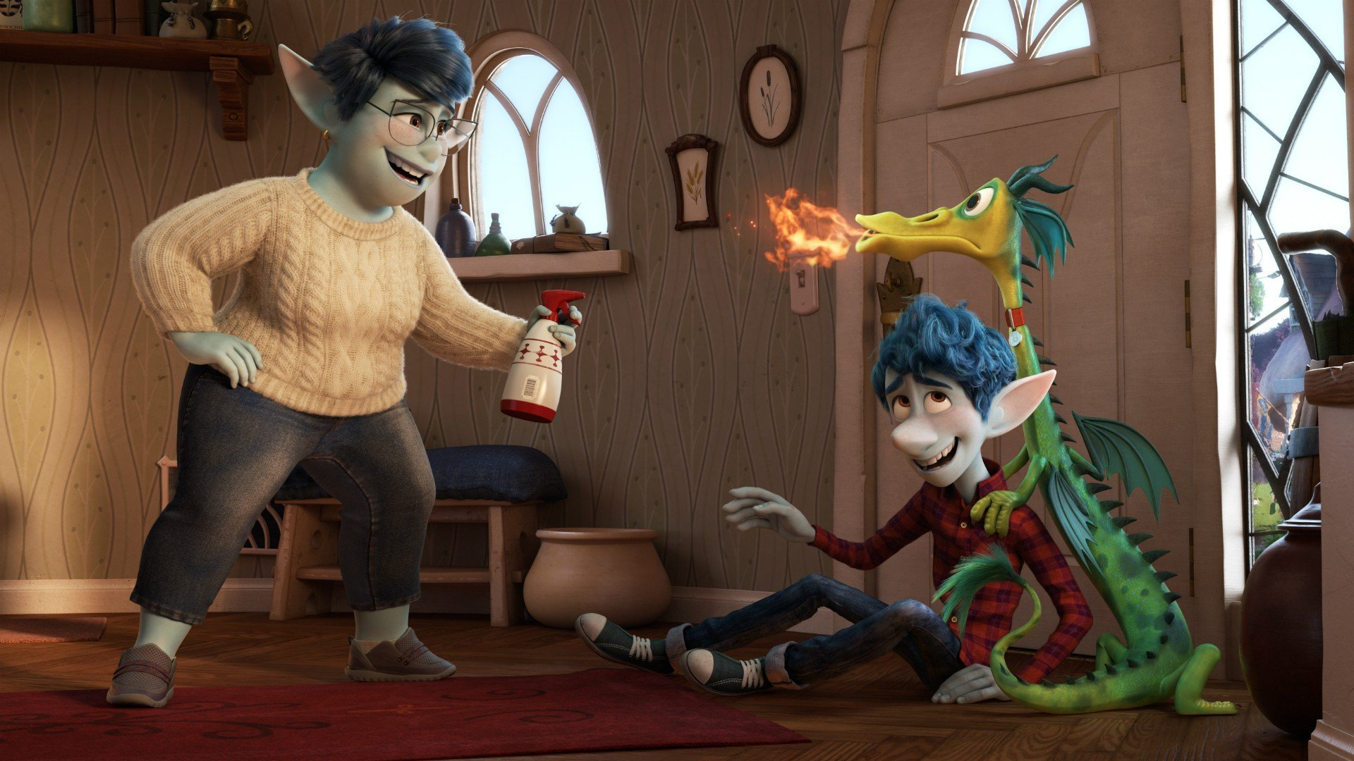 Onward il nuovo film Pixar