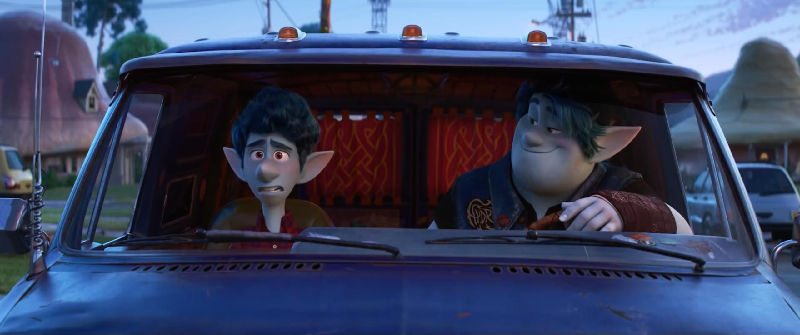 Onward il film Pixar