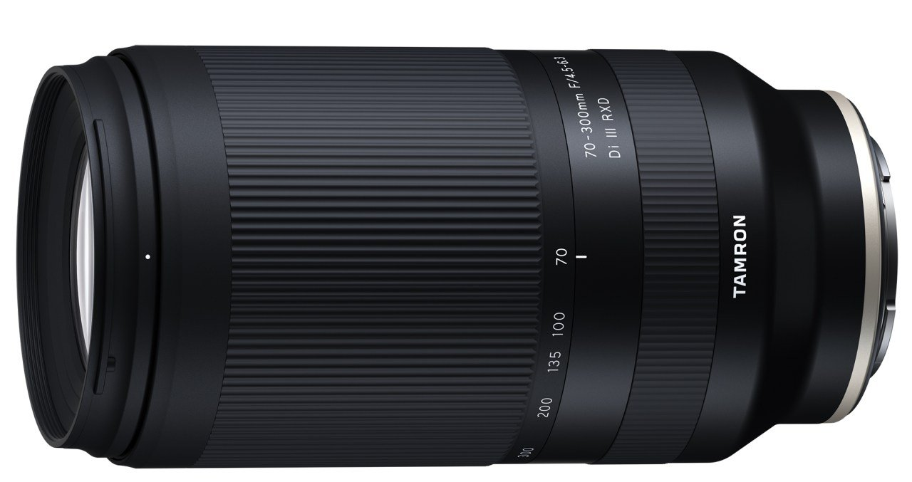 Tamron 70-300 mm f4.5-6.3 Sony E