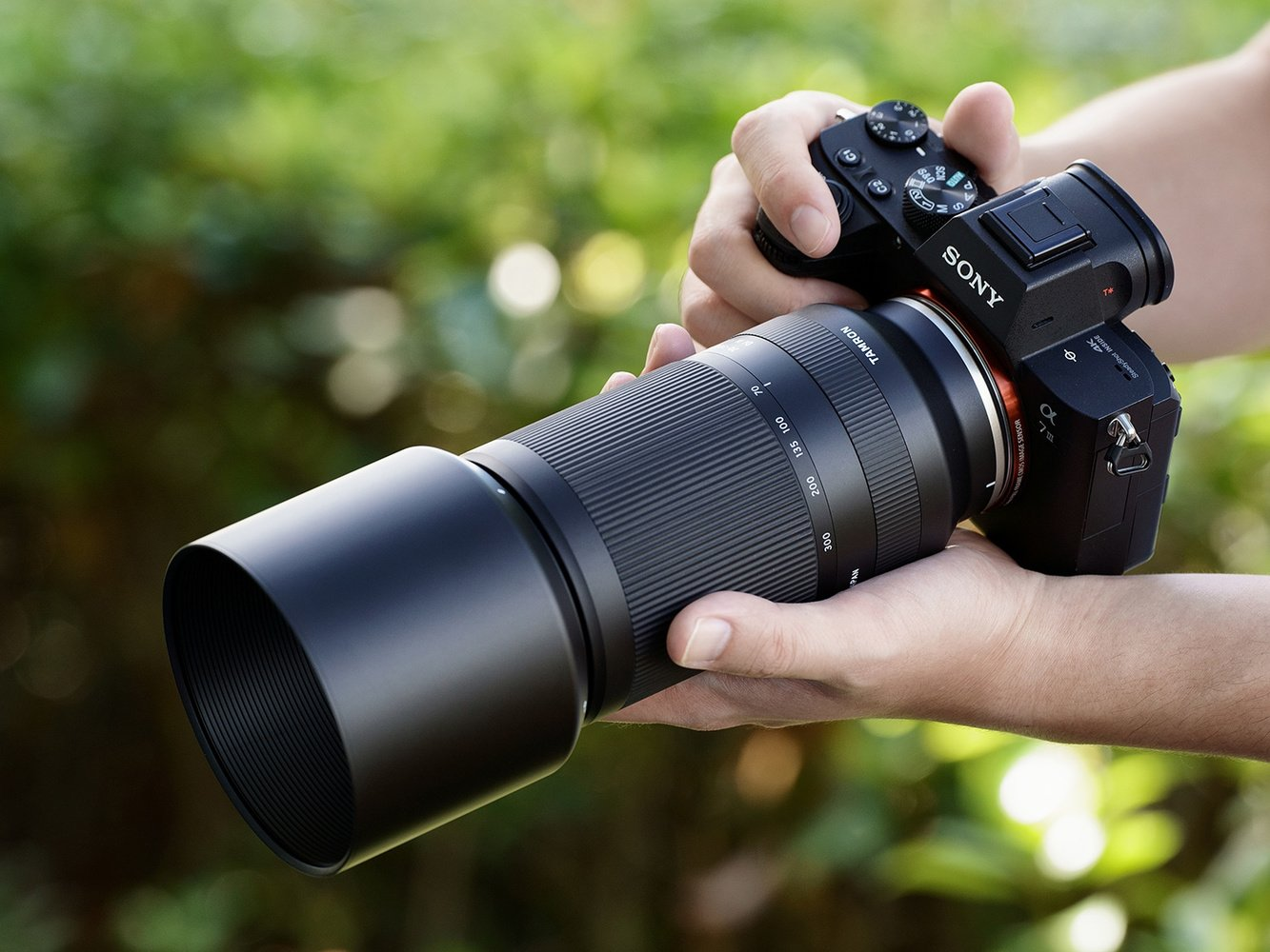 Tamron 70-300 mm f/4.5-6.3 Sony E