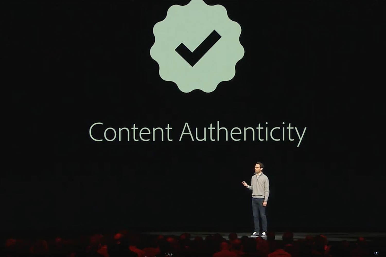 Adobe Content Authenticity Initiative