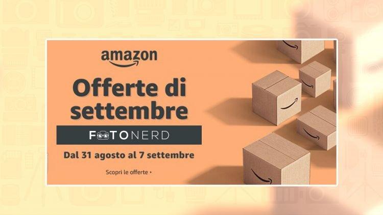Amazon Offerte Settembre Fotografia