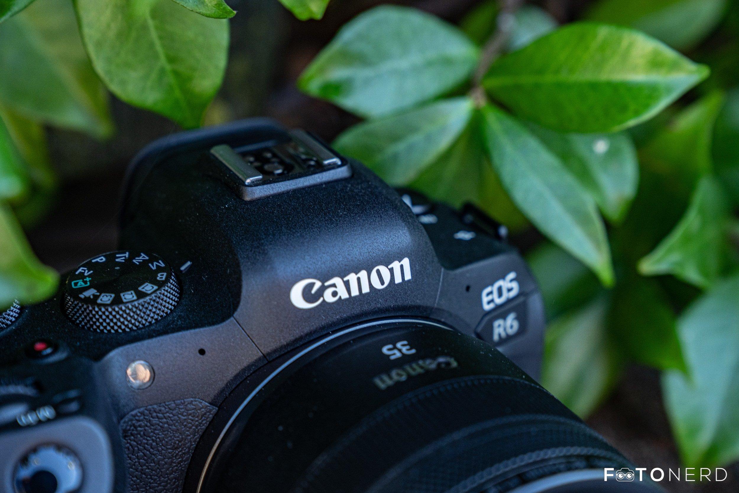 Canon EOS R6 recensione