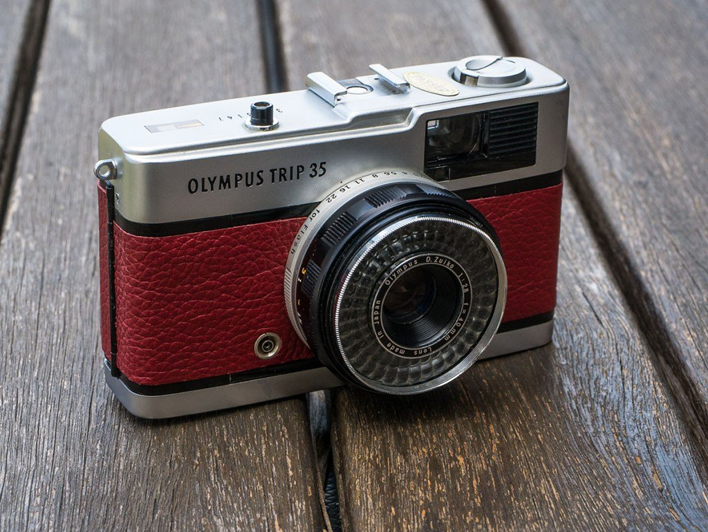 Fotocamere analogiche più prodotte