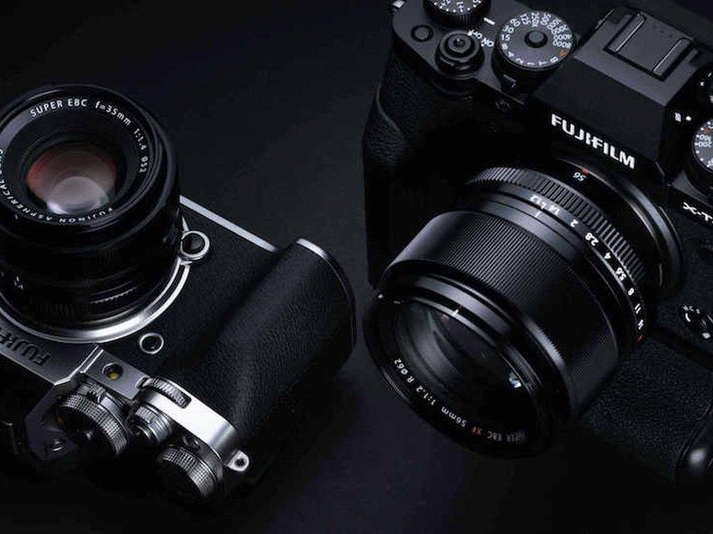 Fujifilm nuova serie rumors
