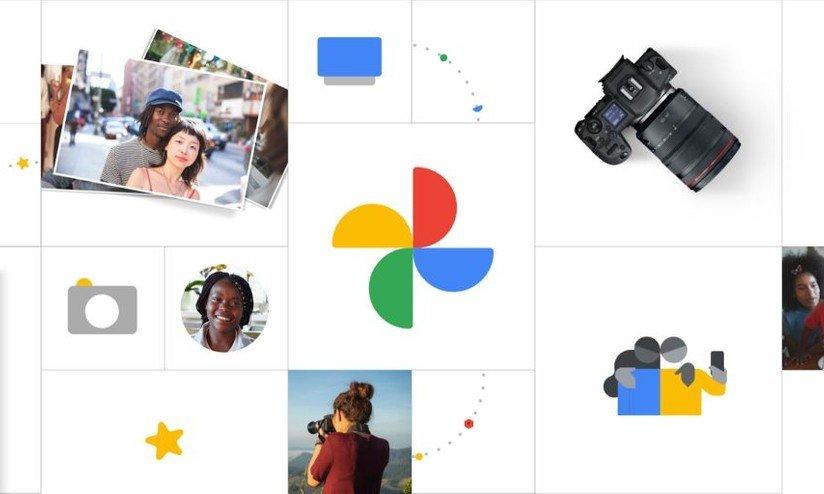 Google Foto image.canon integrazione
