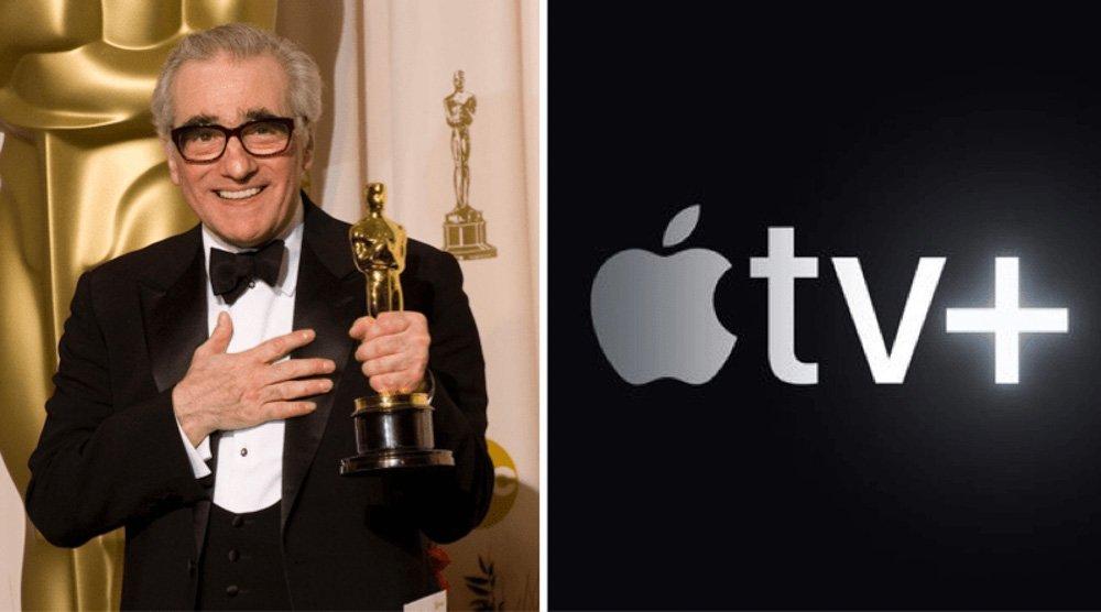 Martin Scorsese Apple TV Plus