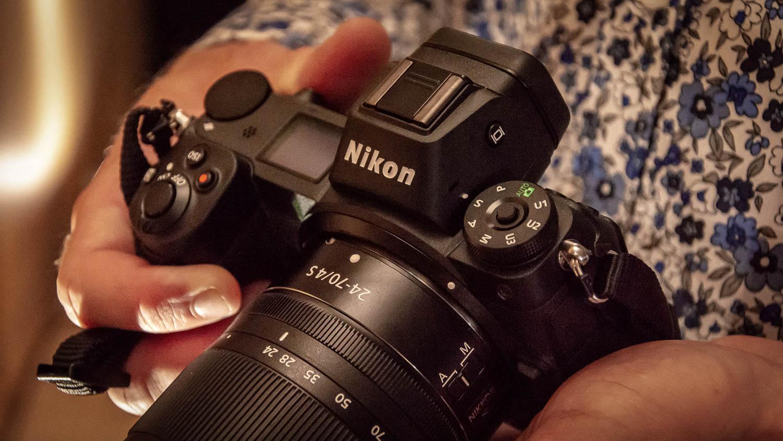 Nikon Z1 rumors