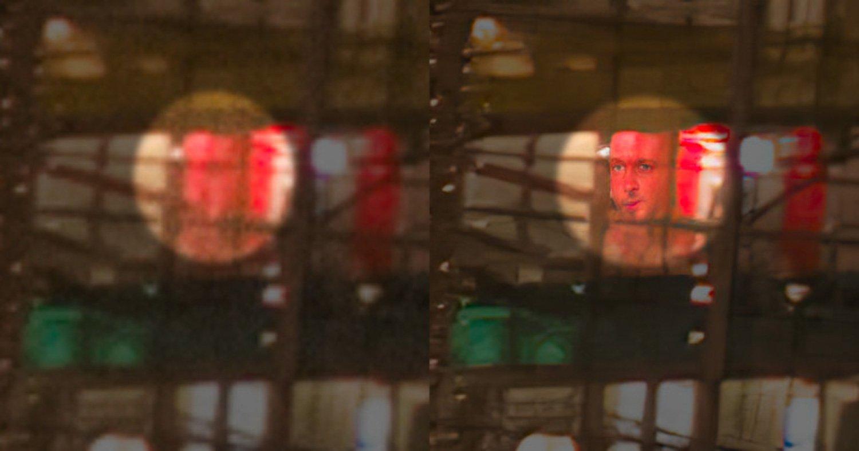 Ryan Gosling Gigapixel AI