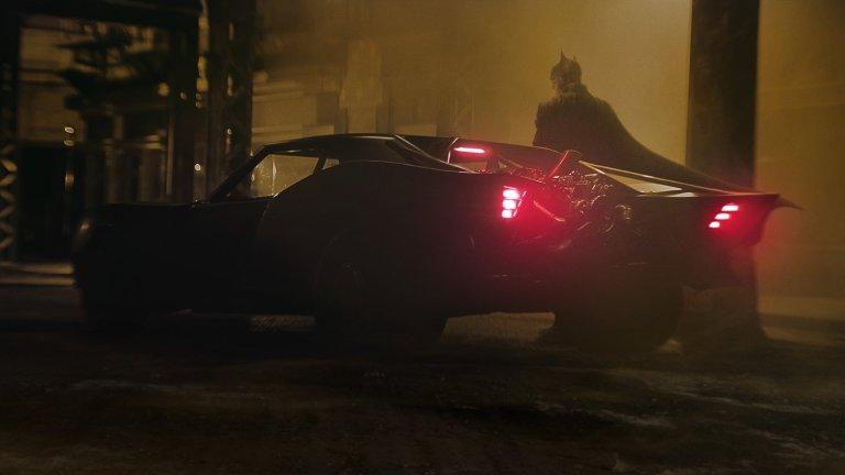 The batman dettagli trama