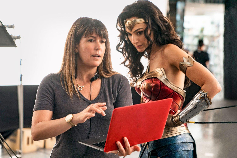 Wonder Woman 3 e Patty Jenkins
