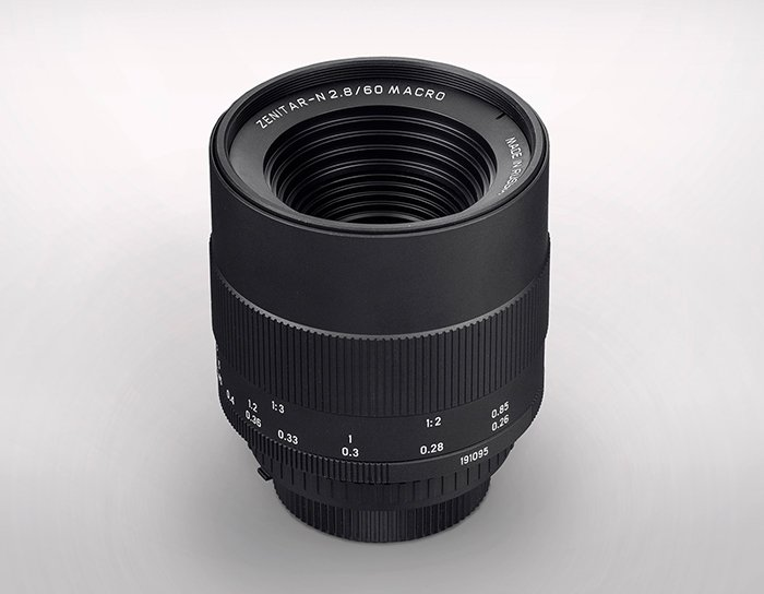 Zenit 60mm f/2.8 Sony