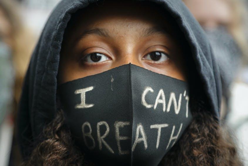 5 fotografi Black Lives Matter