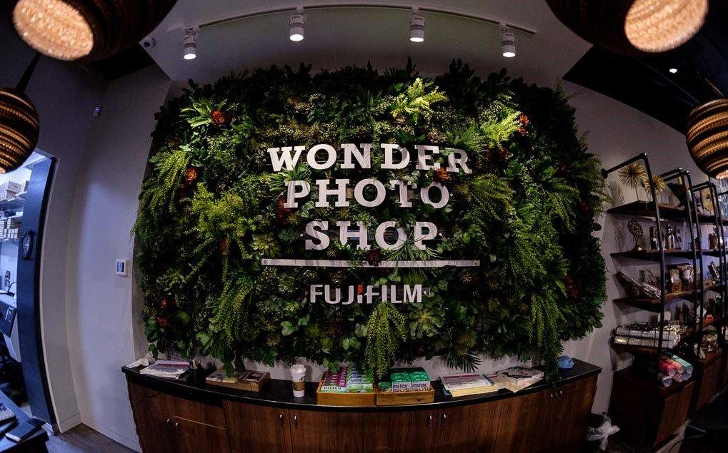fujifilm wonder photo shop nyc chiusura