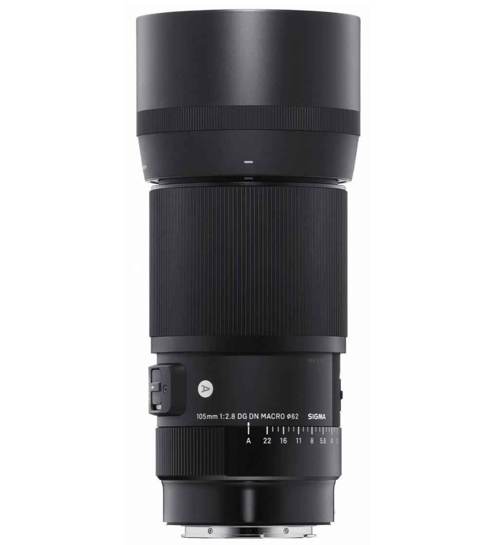 Sigma 105mm f/2.8 DG DN MACRO