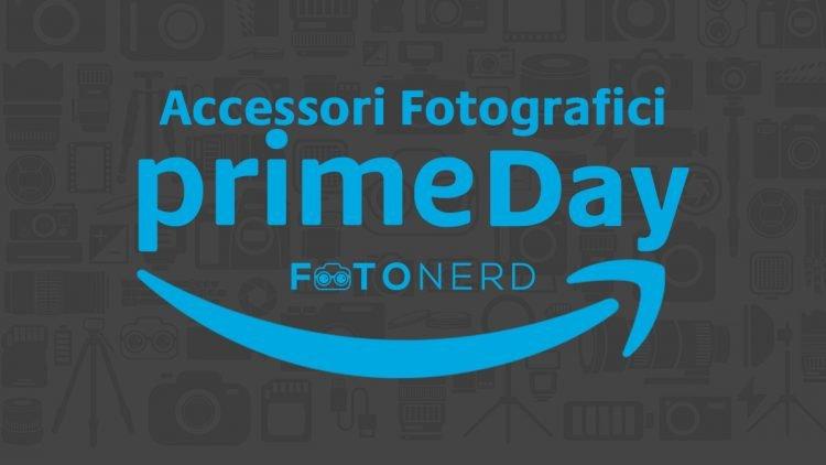 Amazon Prime Day Accessori Fotografici