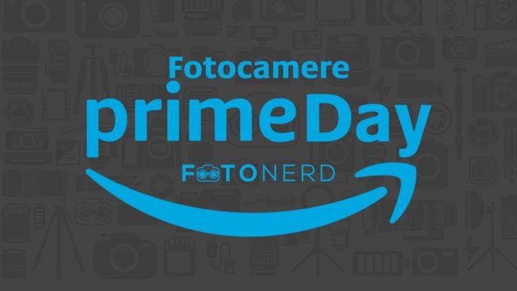 Amazon Prime Day fotocamere