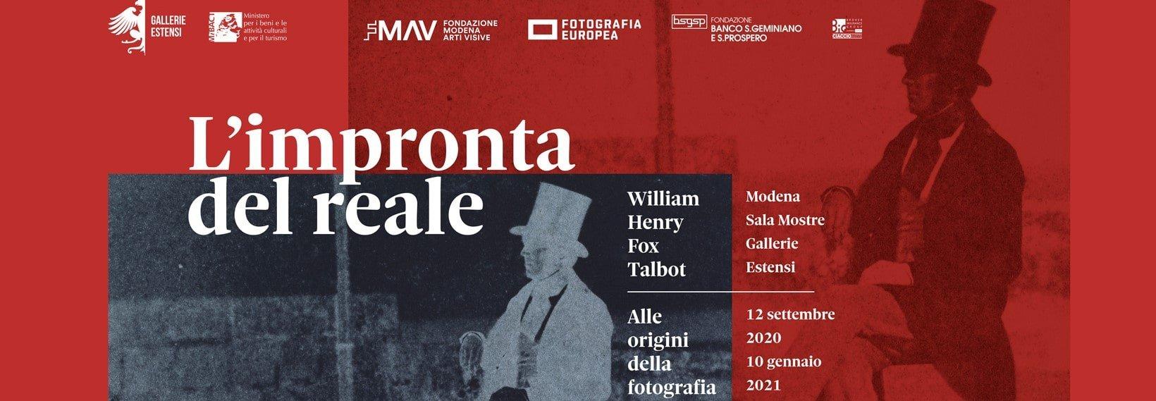 L'impronta del reale Modena