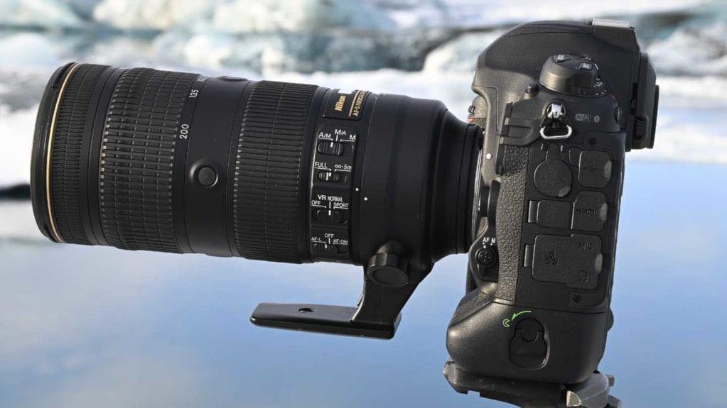 Nikon D6 firmware 1.10