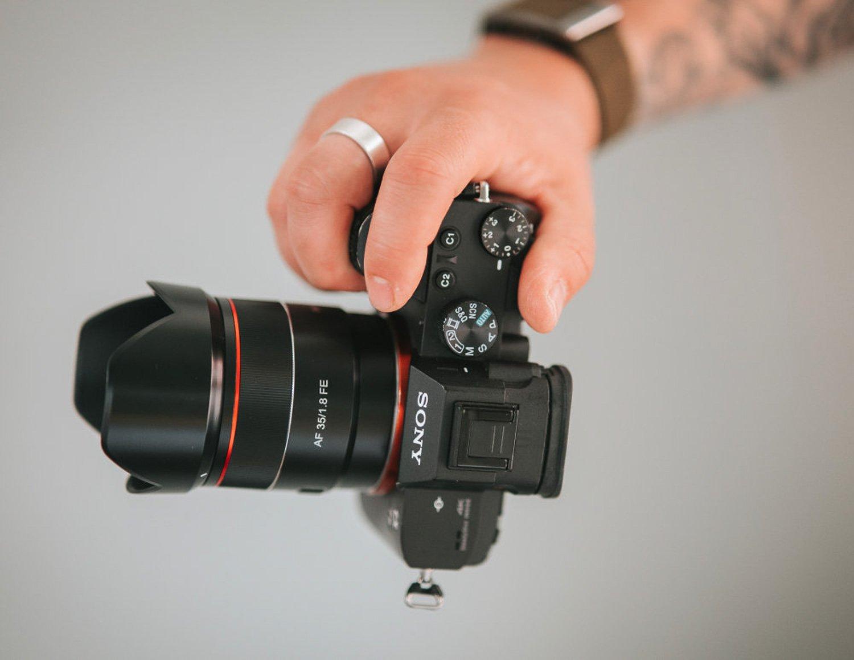 Samyang 35mm f/1.8 AF Sony