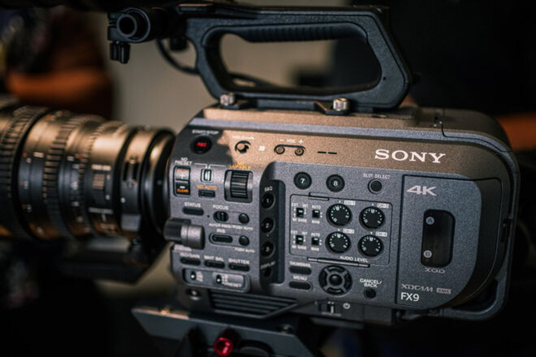 Sony FX9 firmware V2.0