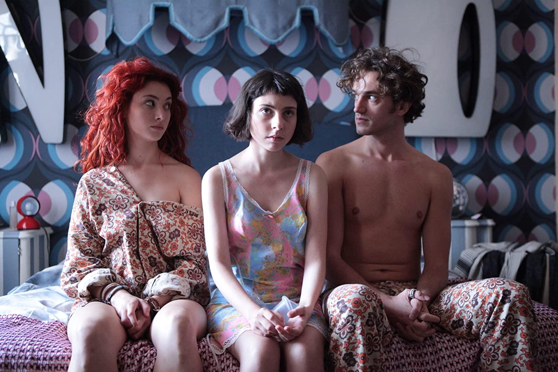 Marta, Federica e Jacopo