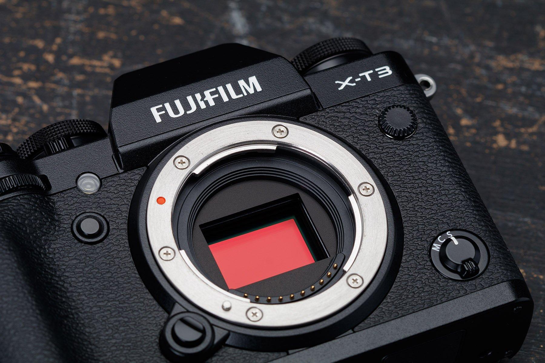 Aggiornamento Fujifilm X-T3 ottobre 2020