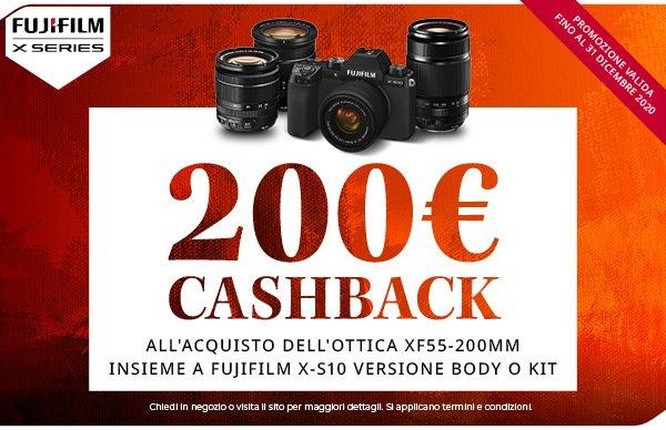 Fujifilm X Cashback Winter 2020