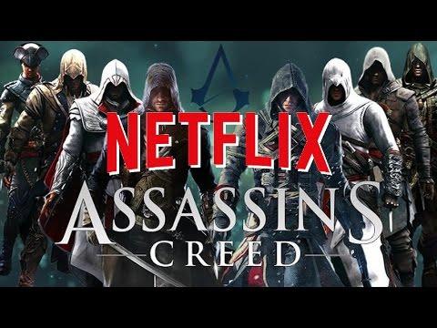 Netflix Assassin's Creed Serie TV