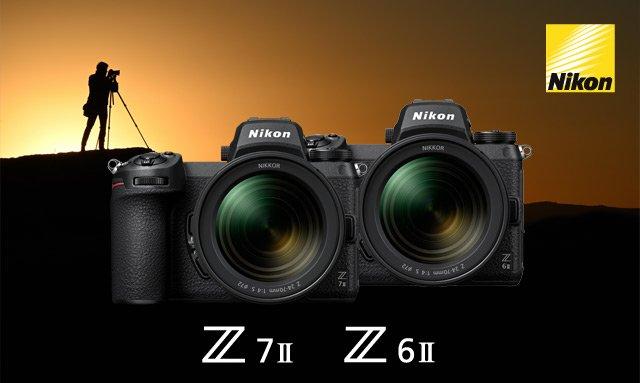 Nikon dirette Facebook webinar Z6II Z7II