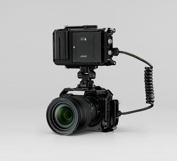Atomos ProRes RAW Nikon Z7II