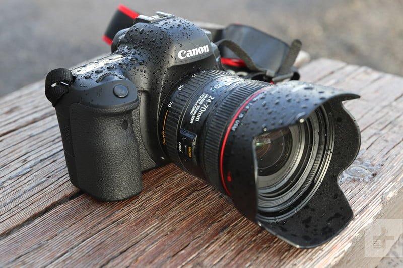 Canon 6D Mark II firmware 1.1