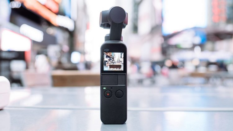 DJI Osmo Pocket 2 leak
