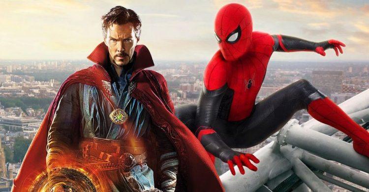 Doctor Strange Spider-Man 3