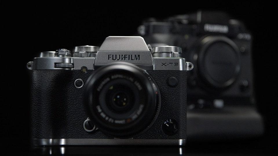 Fujifilm X-T3 firmware 4.00