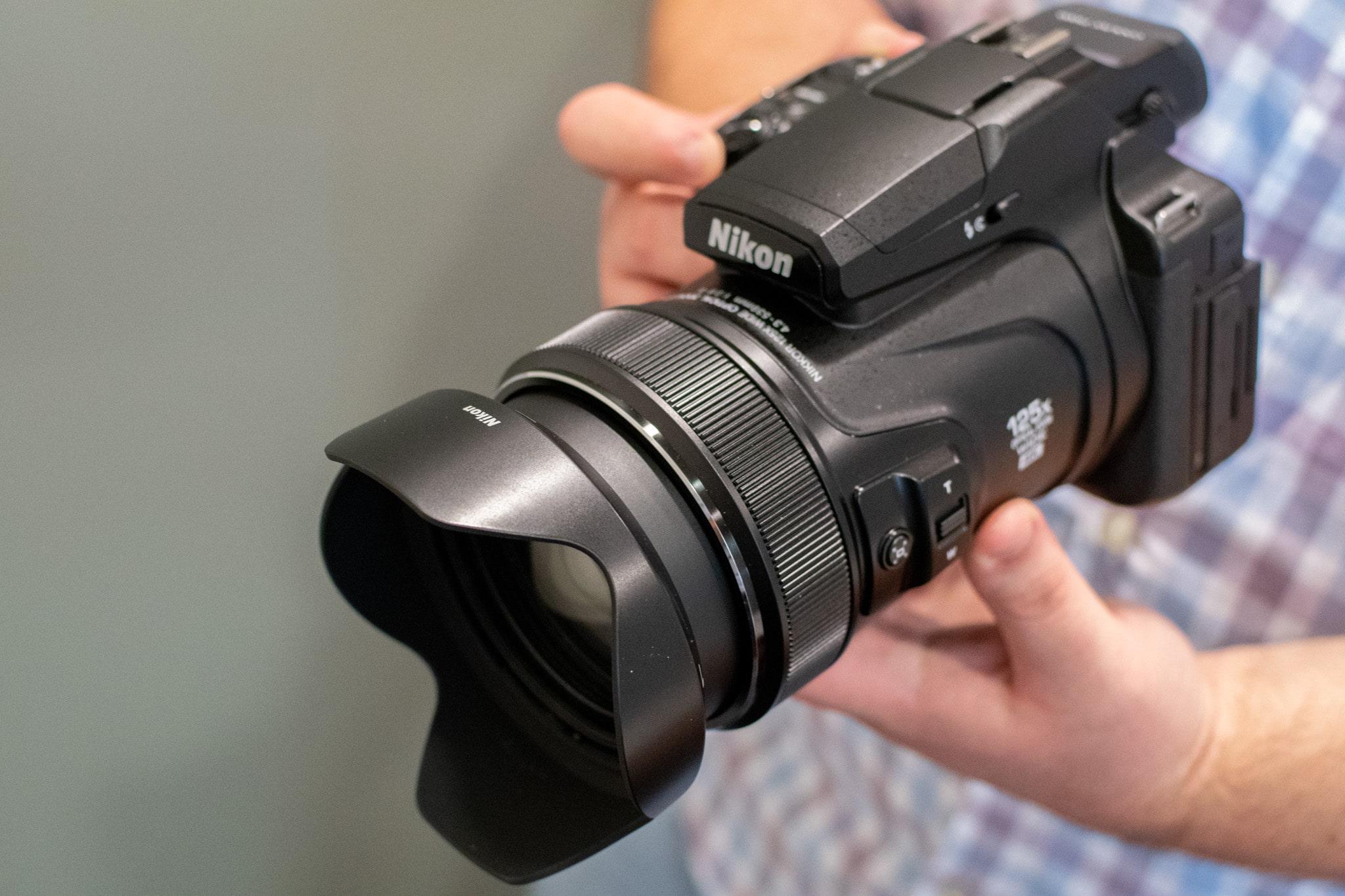 Nikon Coolpix P1000 firmware 1.3