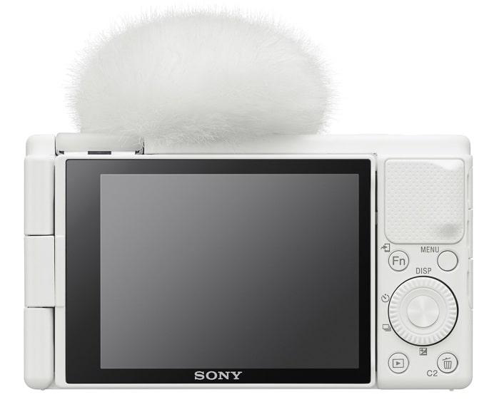 Sony ZV1 bianca