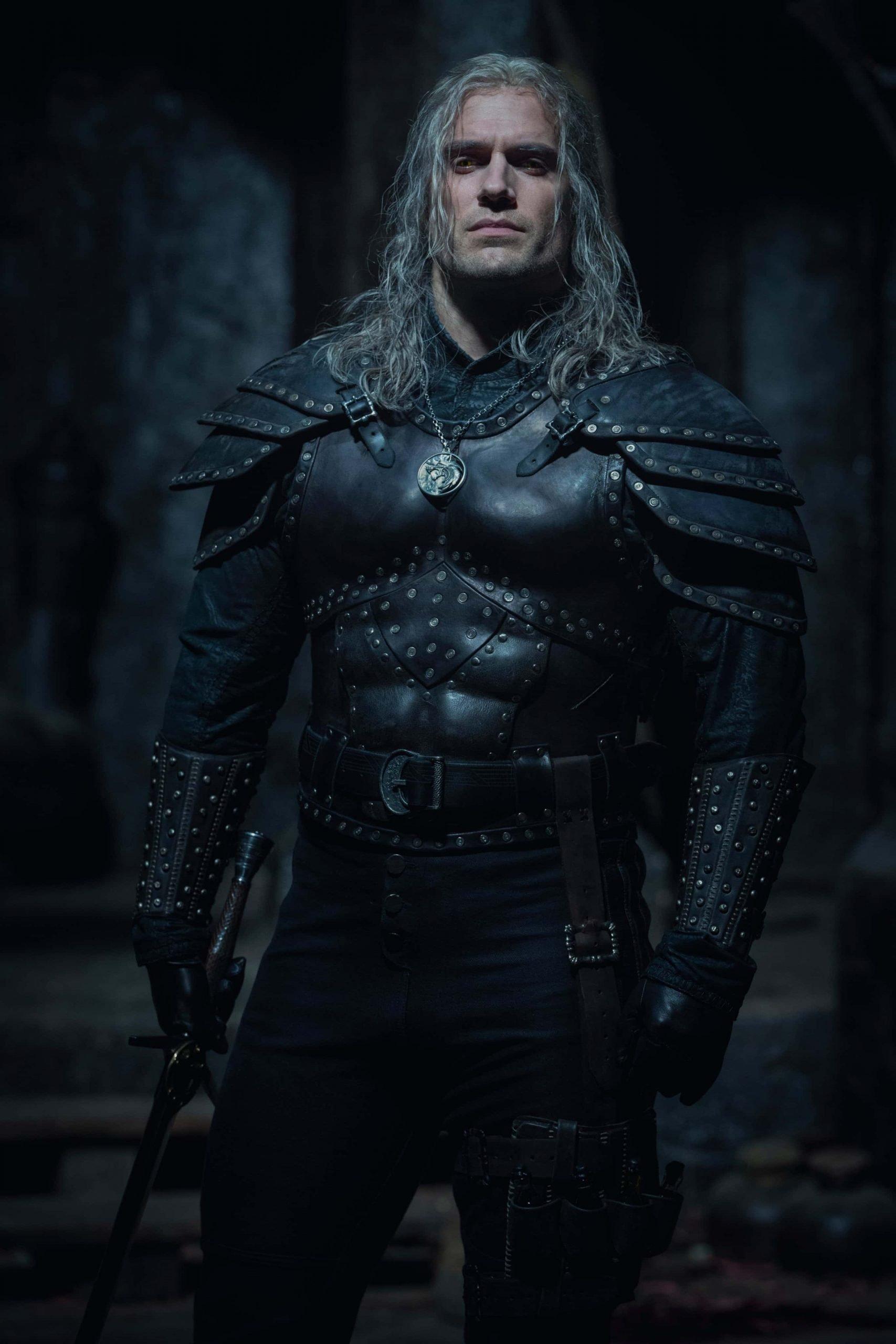 The Witcher 2 armatura Geralt