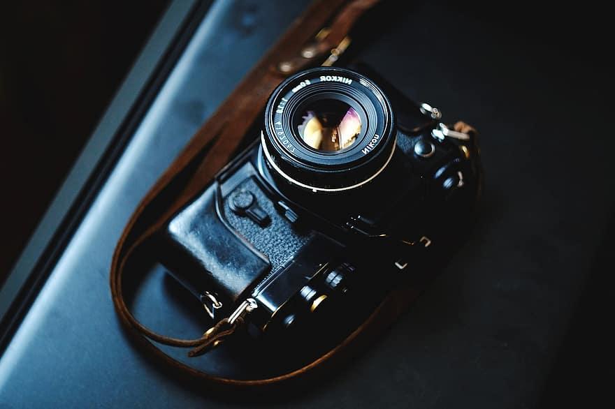 Video suono otturatore fotocamere analogiche