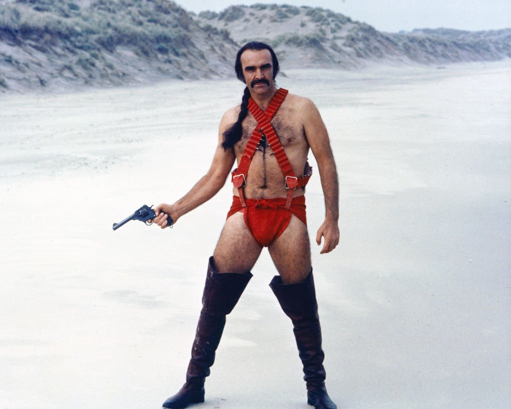 Tributo a Sean Connery