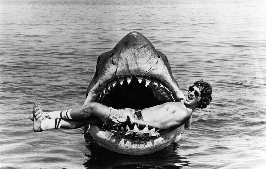 Steven Spielberg e Lo Squalo