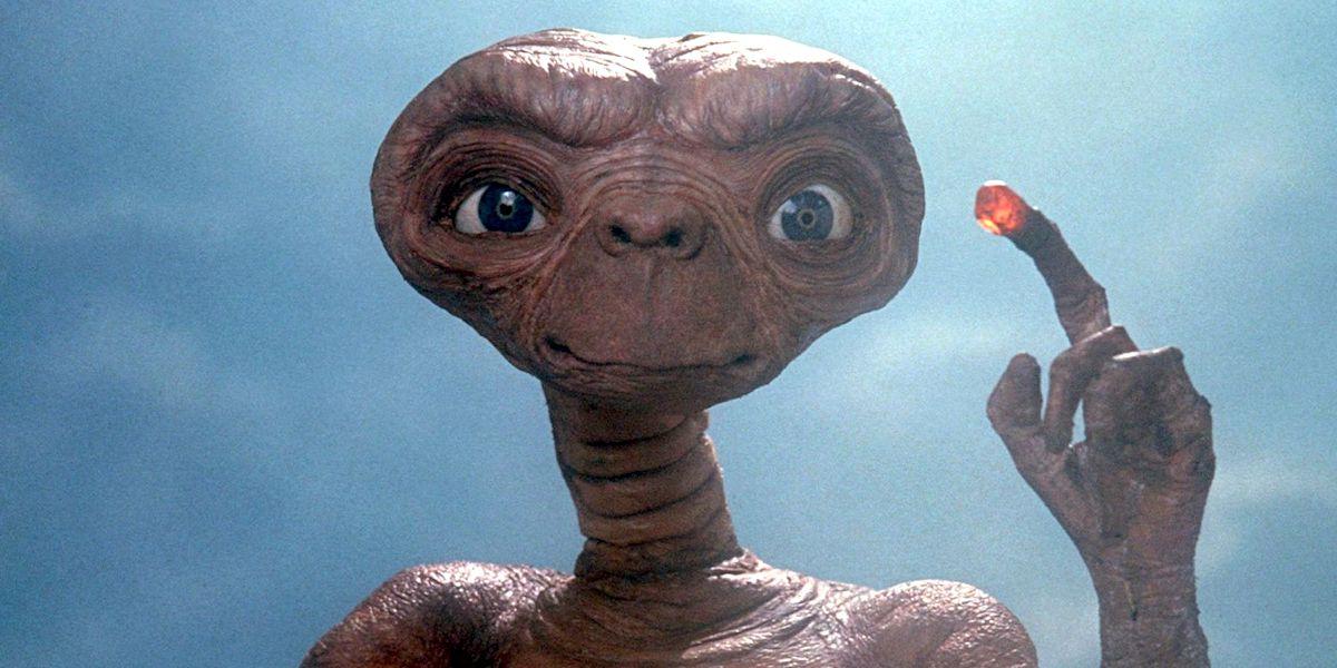 E.T. di Steven Spielberg
