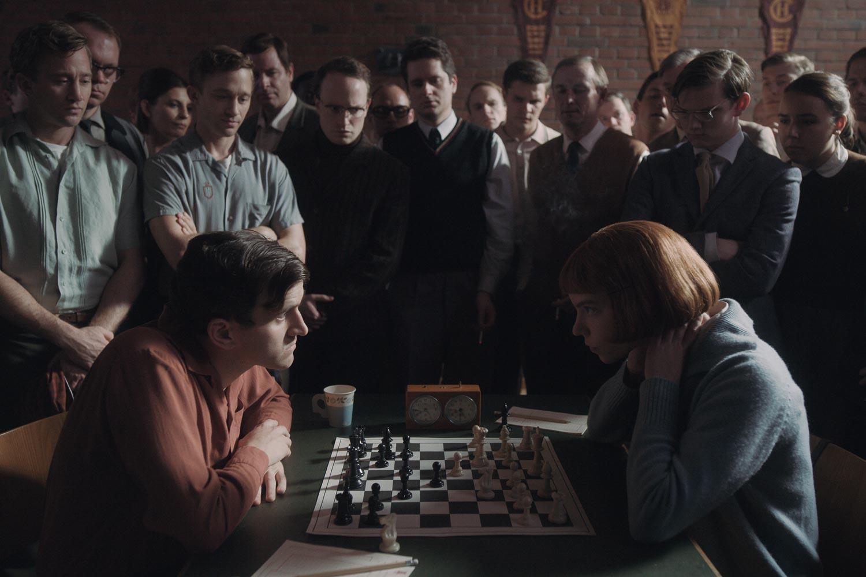 La regina degli scacchi record