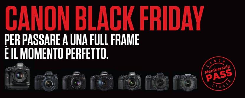 Canon Black Friday 2020